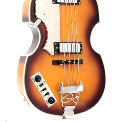 Jay Turser Beatle Bass (Left handed) for sale
