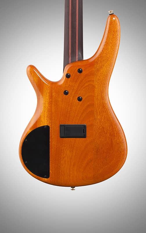 ibanez premium sr1820e electric bass with gig bag natural reverb. Black Bedroom Furniture Sets. Home Design Ideas