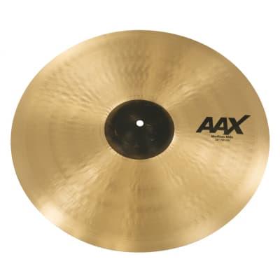 sabian 20 aax medium ride cymbal reverb. Black Bedroom Furniture Sets. Home Design Ideas