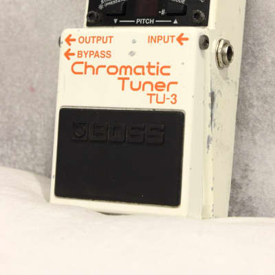 Boss TU-3 Chromatic Tuner Pedal 2011 for sale