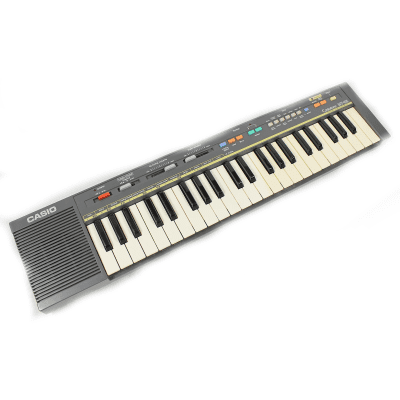 Casio MT-55 Casiotone 44-Key Mini Synthesizer