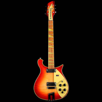 """Rickenbacker 660 """"Color of the Year"""""""