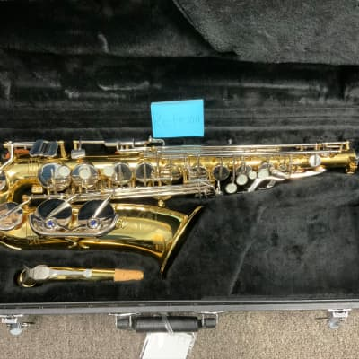 Jupiter JAS-669 Alto Saxophone (REF# 9011)