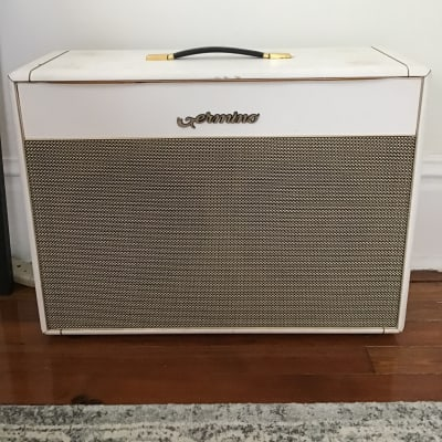 "Germino 2x12"" Speaker Cabinet White for sale"