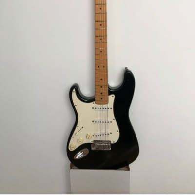 Fender American Standard Stratocaster Left-Handed with Rosewood Fretboard 1989 Gloss/Black for sale