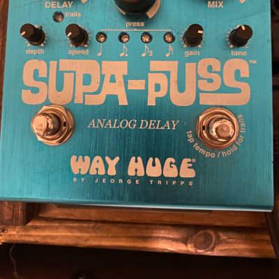 Way Huge WHE707 Supa Puss Analog Delay