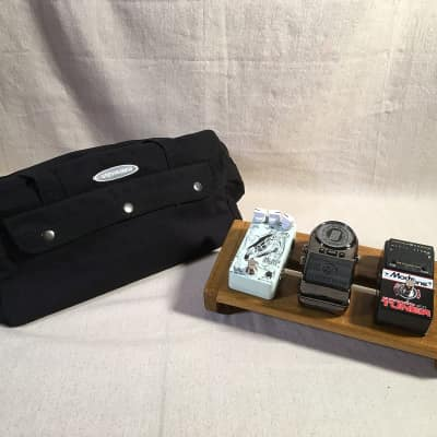 Soft Bag for Hot Box Mini Pedalboards by KYHBPB - Available Now!