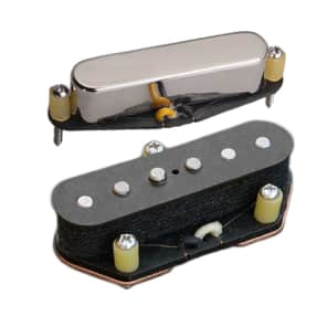 Tonerider TRT3 Alnico II Blues Tele set - nickel