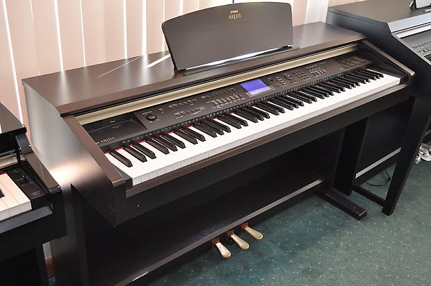 used yamaha ydp v240 black reverb. Black Bedroom Furniture Sets. Home Design Ideas