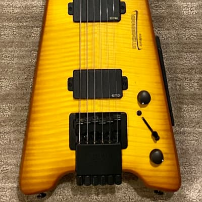 Steinberger Synapse 2010s  Flame Top for sale