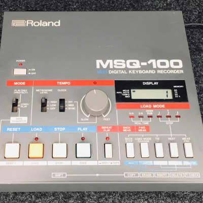 Roland MSQ-100 MIDI Digital Keyboard Recorder