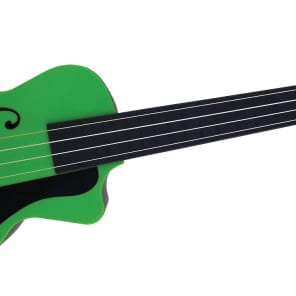 Eddy Finn EF-PCGR Concert Size Ukulele Green Finish for sale