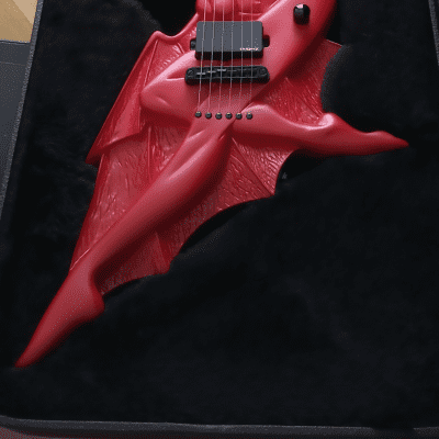 ESP LTD Devil Girl Red + OHSC + Factory Package (New Old Stock) for sale