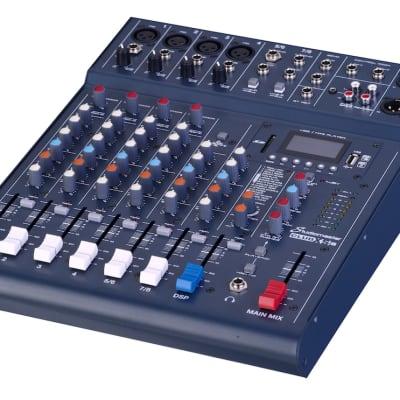 Studiomaster Club XS8 2020 Grey