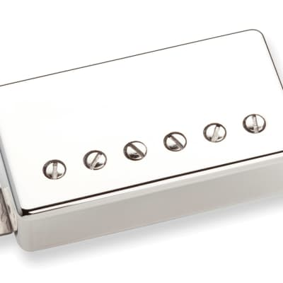 Seymour Duncan Sh-1B '59 Model Electric Guitar 2 Wire Humbucker Bridge Pickup, Nickel Cover