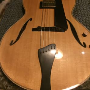 Benedetto 16-B Blonde ArchTop Guitar for sale