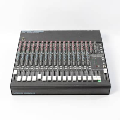 Mackie CR1604 16-Channel Mic / Line Mixer