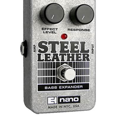 Electro Harmonix Nano Steel Leather for sale