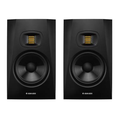 """ADAM Audio T7V 7"""" Active Studio Monitors (Pair)"""