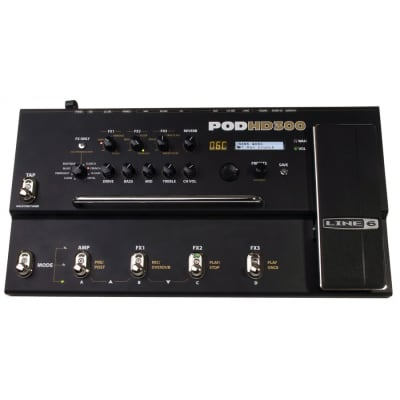 Line 6 POD HD300 Multi-Effect and Amp Modeler