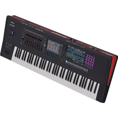 Roland Fantom-7 76-Note Music Work Station Keyboard