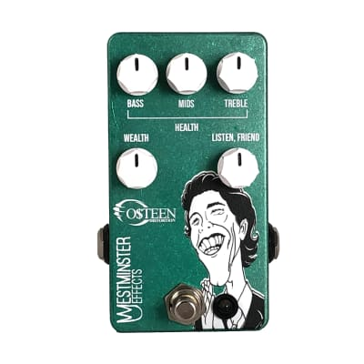 Westminster Effects WE-OD Osteen Distortion V2 Pedal