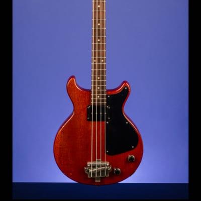 Gibson EB-0 Bass 1960 Cherry