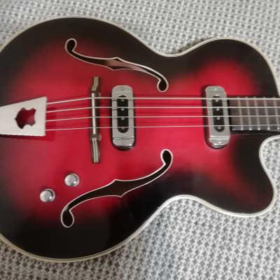 Musima 1655b 60s 2 Tone Burst for sale