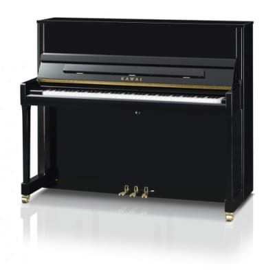Kawai K300I/EP 122 CM Upright Piano Polished ebony