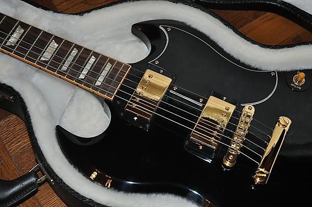 Sg Gibson Black