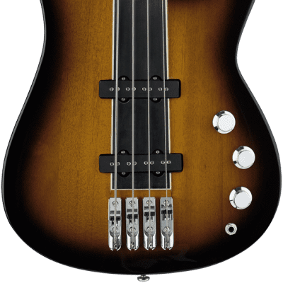 Hagstrom Super Swede Tobacco Sunburst E-Bass