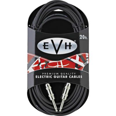 EVH Eddie Van Halen Premium Guitar Cable - 20 Foot