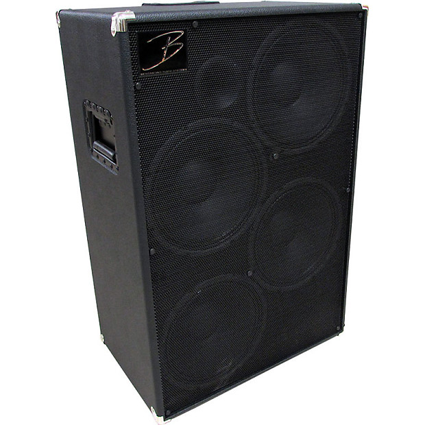 bergantino nv412t new vintage series 4x12 bass speaker reverb. Black Bedroom Furniture Sets. Home Design Ideas