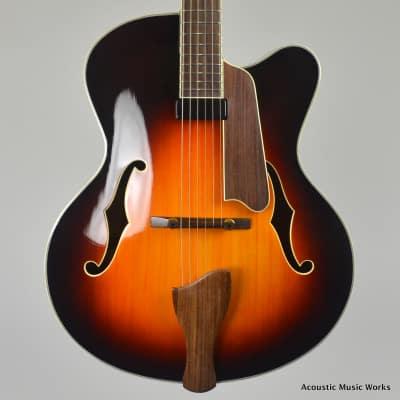 Eastman AR610CE-CS, Archtop Guitar, Sunburst