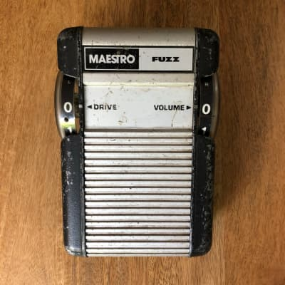 Maestro MFZ-1 Fuzz 70s for sale