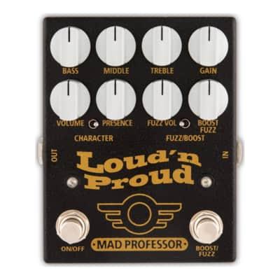 Mad Professor Loud 'N' Proud Overdrive/Fuzz
