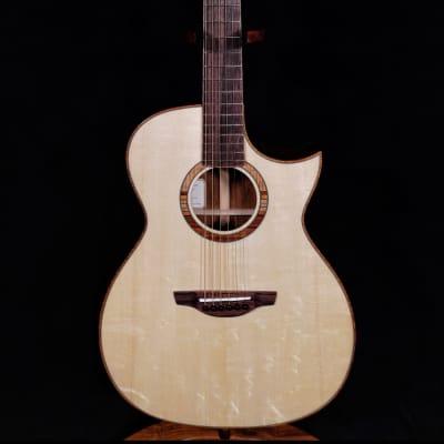 Urlacher Concert 2021 Guatemalan Rosewood/ Bearclaw German Spruce for sale