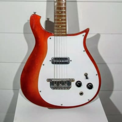 1965 Electro Es 17 Same As Rickenbacker 425 Fireglo for sale