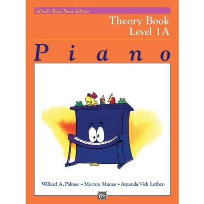 Alfred's Basic Piano Library: Theory Book - Level 1A
