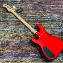 Sadowsky MetroLine 21 Fret Hybrid PJ Vintage, 4-string Solid Candy Apple Red Metallic, Germany 2020