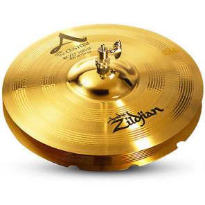 """Zildjian 14"""" A Custom Rezo Hi-Hat Cymbals (Pair)"""