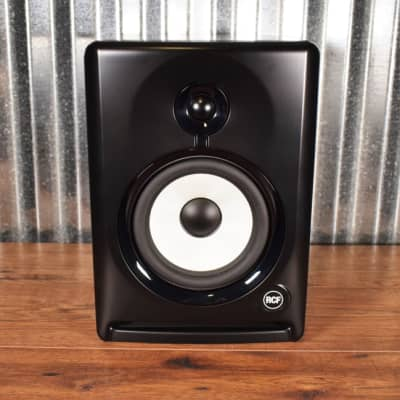 RCF Ayra Six Active Two-Way Professional Studio Speaker Monitor Used