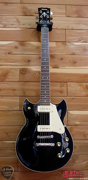 yamaha sg1802 bl electric guitar black reverb. Black Bedroom Furniture Sets. Home Design Ideas