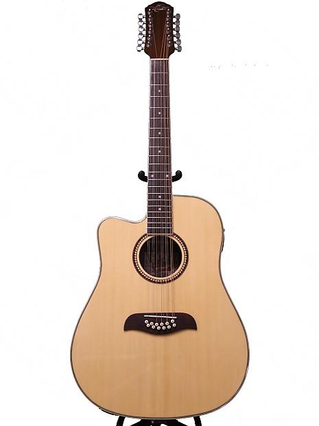 oscar schmidt left hand 12 string acoustic electric guitar reverb. Black Bedroom Furniture Sets. Home Design Ideas