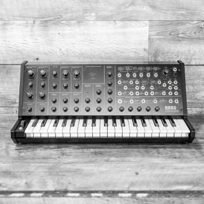 Korg MS-20 Mini 37-Key Analog Monophonic Synthesizer