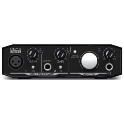 Mackie Onyx Artist 1-2 2x2 USB Audio Interface