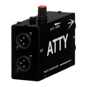 A-Designs Audio ATTY Passive Stereo Line Attenuator