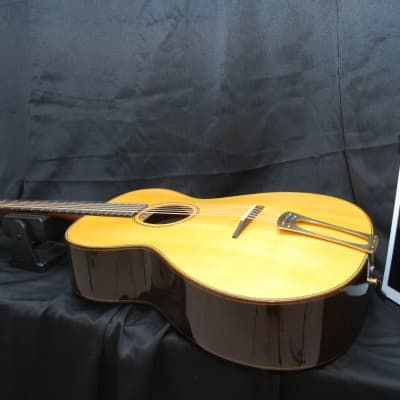 Stefan Sobell Archtop 12 string 1987 natural for sale
