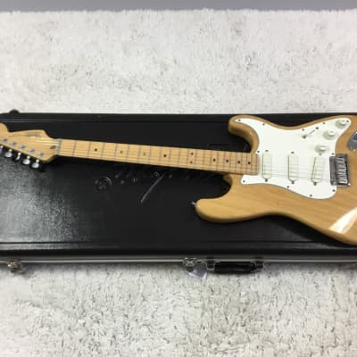 Fender Stratocaster Strat Plus 1993 Natural for sale
