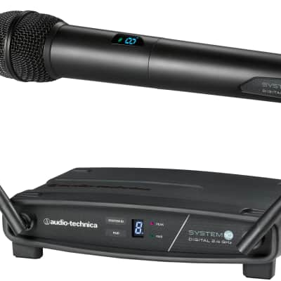 Audio-Technica ATW-1102 System 10 Stack-Mount Digital Wireless System